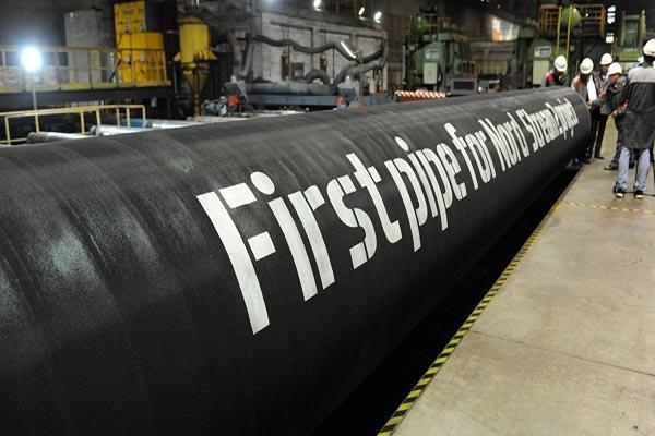 صادرات گاز روسیه به اروپا از نورد استریم رکورد زد
