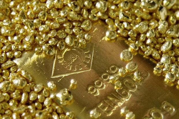 قیمت جهانی طلا رشد کرد/ هر اونس ۱۸۵۸ دلار