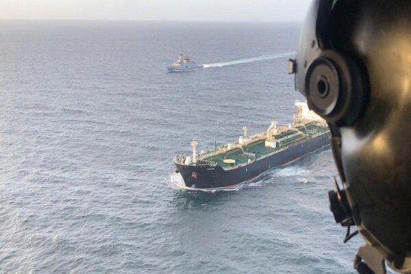 آمریکا محموله نفتکش آچیلس را توقیف می کند