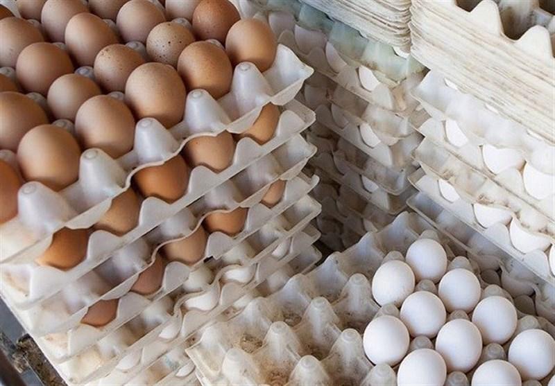 بهانهای برای گران کردن تخم مرغ