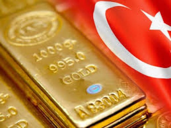 ترکیه بیش از ۱۰۰ تن طلا در سال تولید می کند!؟