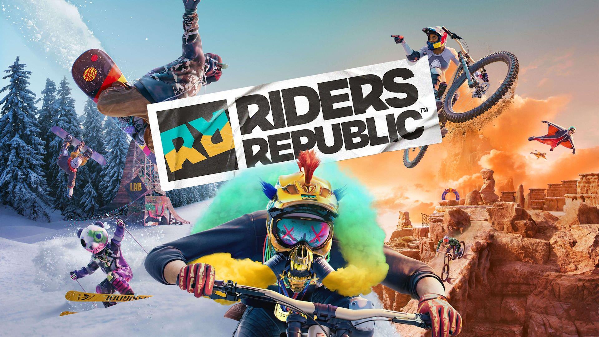 بازی Riders Republic تا زمانی نامعلوم از سال ۲۰۲۱ تأخیر خورد
