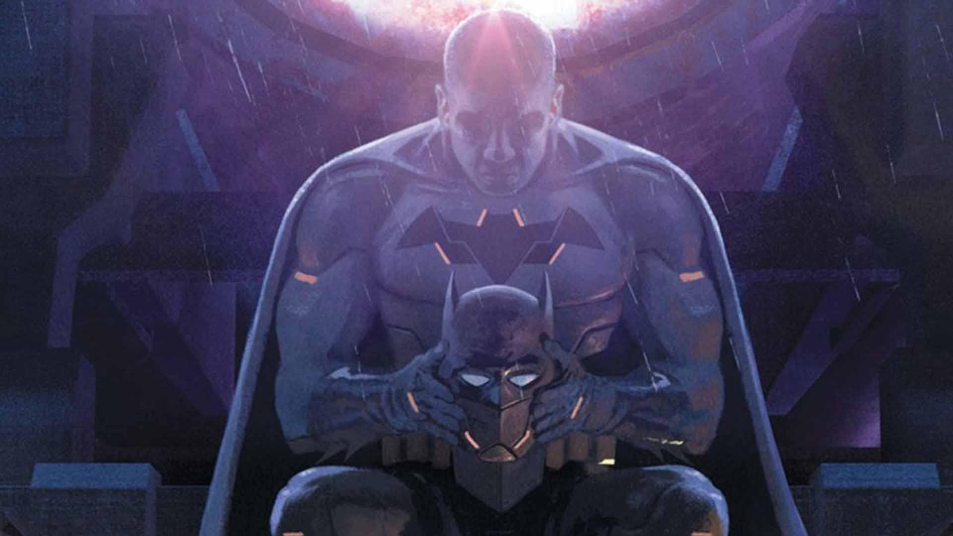 دی سی کامیکس سری کتاب The Next Batman: Second Son را معرفی کرد