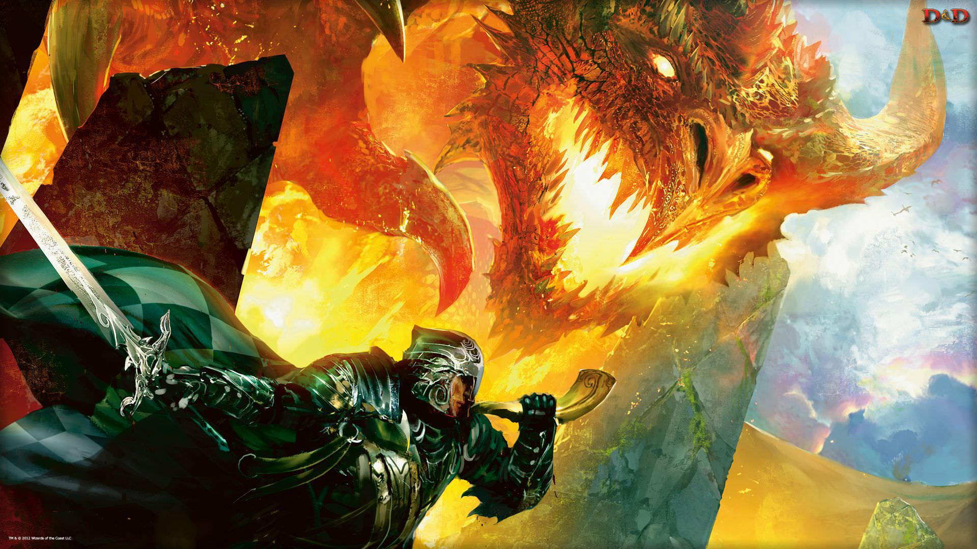 سریال Dungeons and Dragons با همکاری نویسنده جان ویک در دست ساخت است