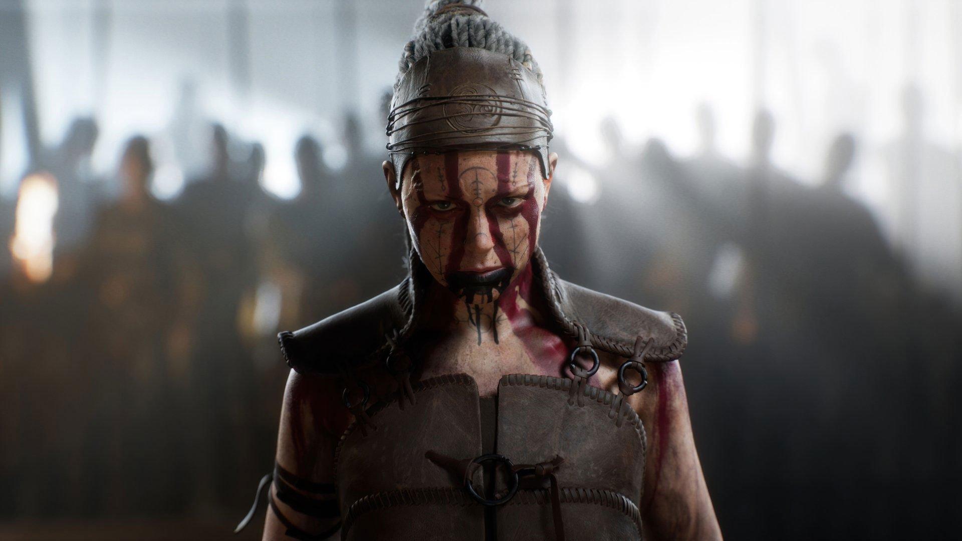 اشاره هنرپیشه کاراکتر سنوآ در توییتر به بازی Hellblade 2