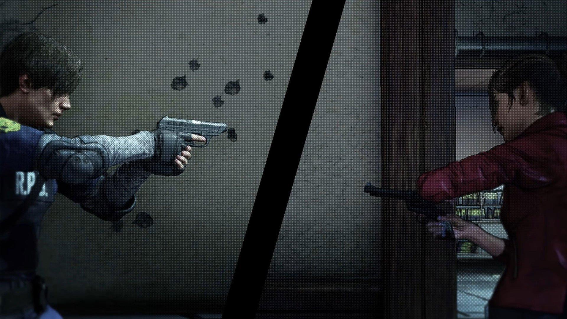 Resident Evil Re:Verse معرفی شد؛ یک بازی چند نفره با کاراکترهای رزیدنت ایول