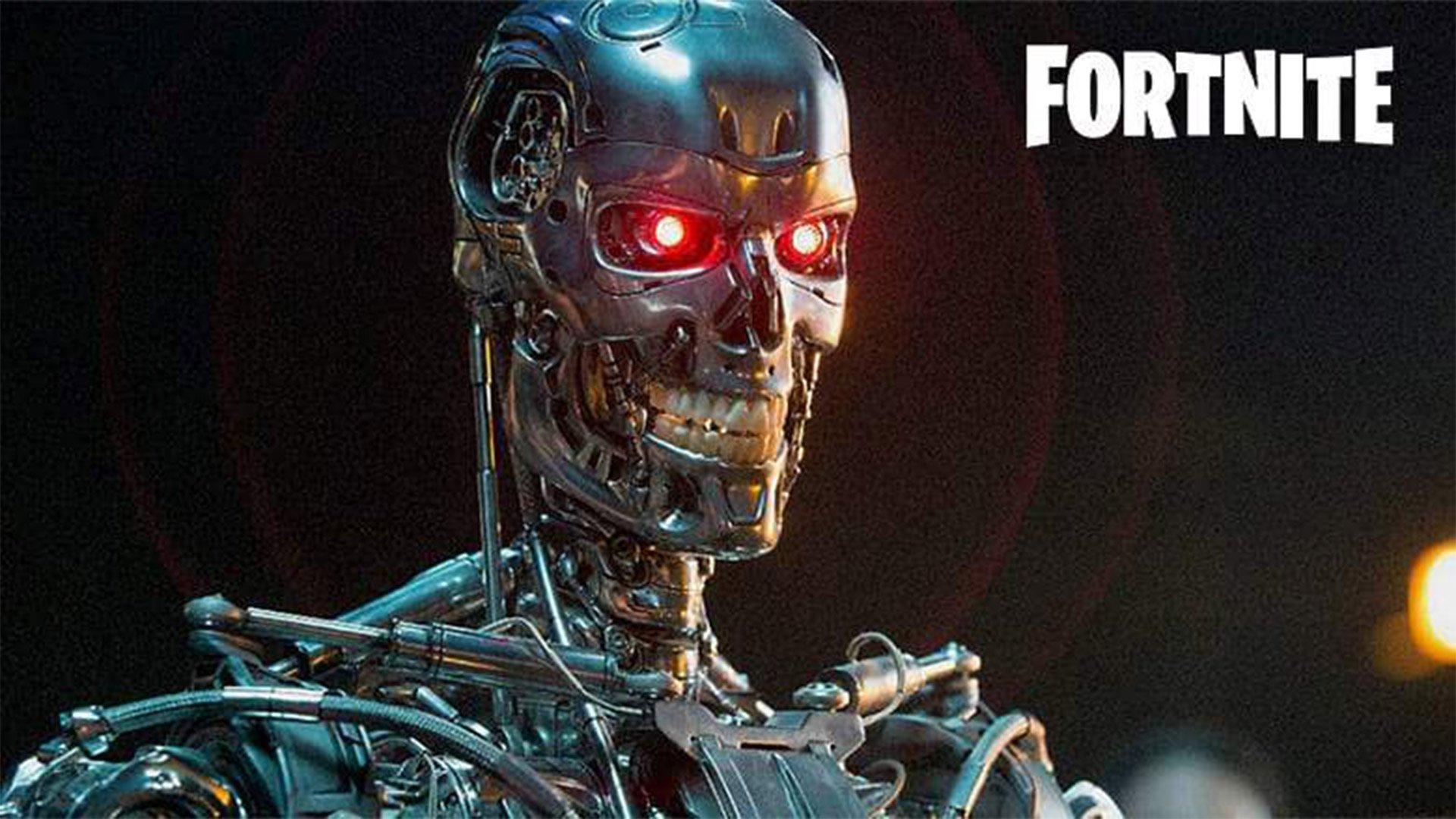 اسکینهای ربات T-800و سارا کانر از دنیای ترمیناتور به Fortnite اضافه شدند