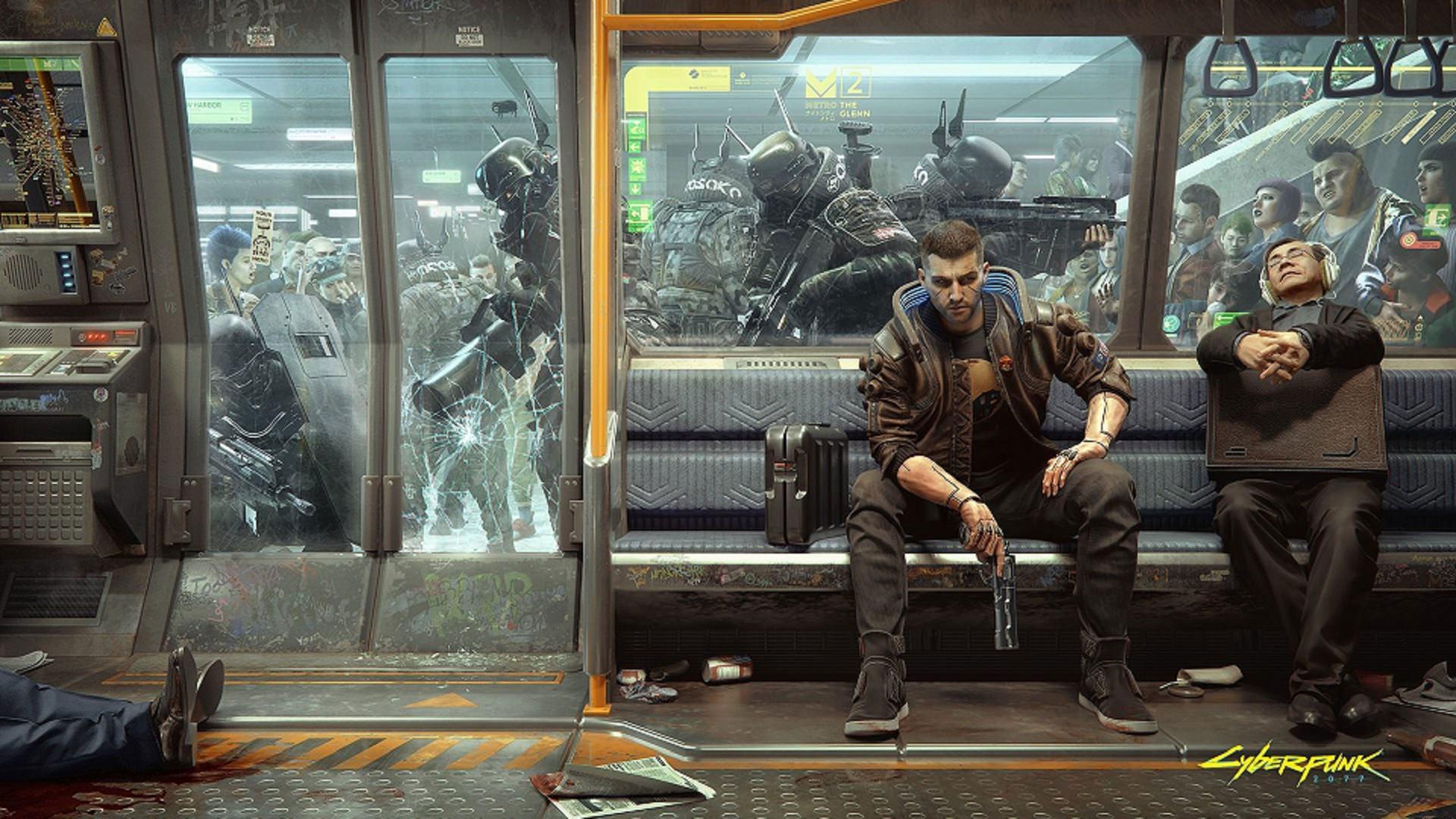 نگاهی به پشت صحنه ساخت بازی Cyberpunk 2077