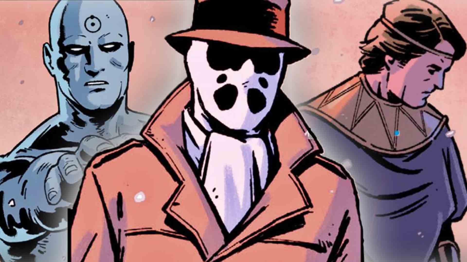 قسمت جدید مجموعه Rorschach احتمالا شرور اصلی این کمیک را مشخص کرد