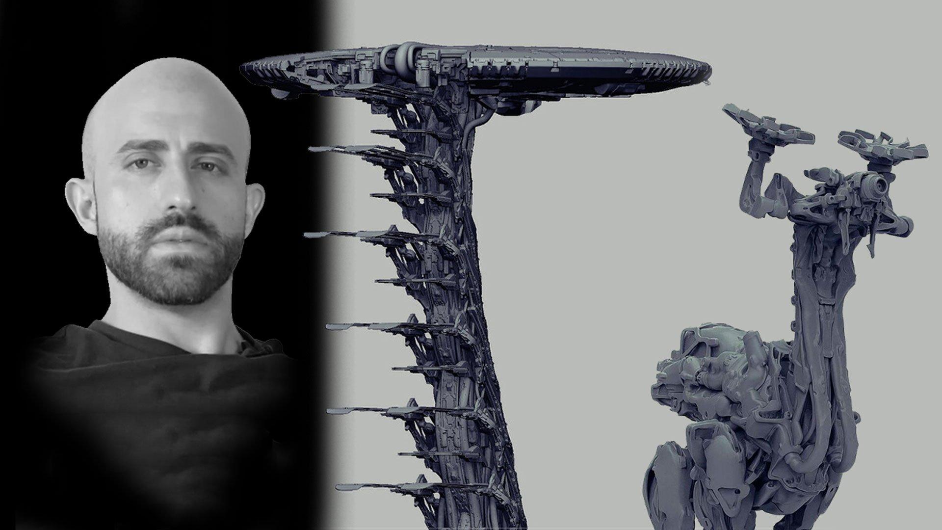 درگذشت طراح بازی Horizon Zero Dawn در سن ۳۶ سالگی