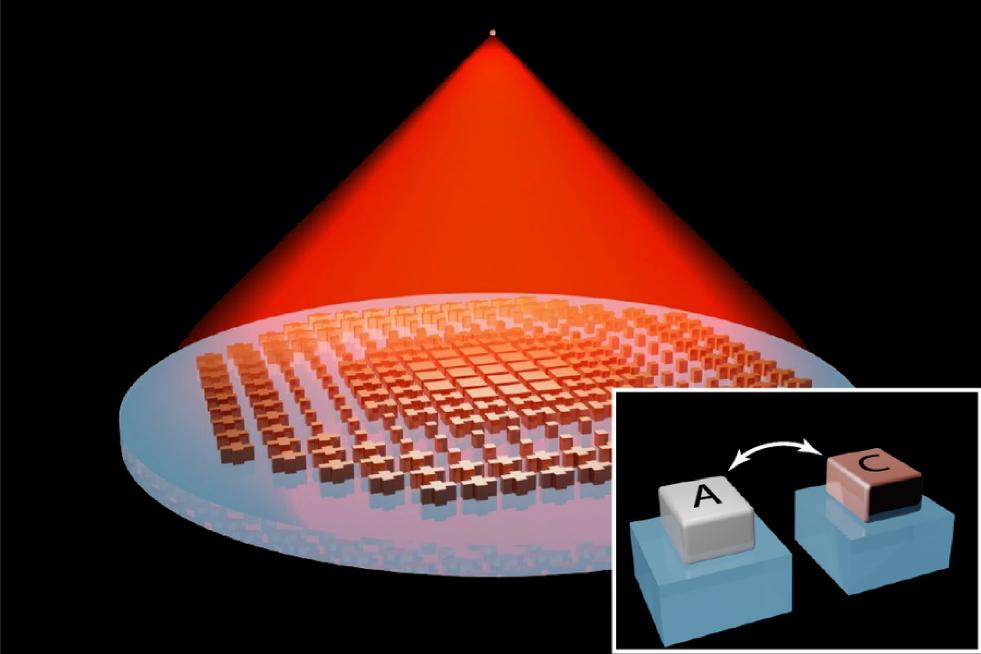 محققان MIT لنزی ساختهاند که فوکوس را بدون استفاده از قطعات متحرک تغییر میدهد