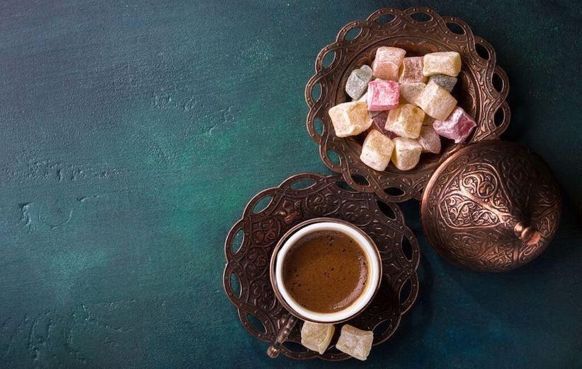 سادهترین روش تهیهی قهوه ترک در خانه