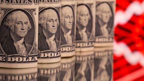 ارزش دلار آمریکا افزایش یافت