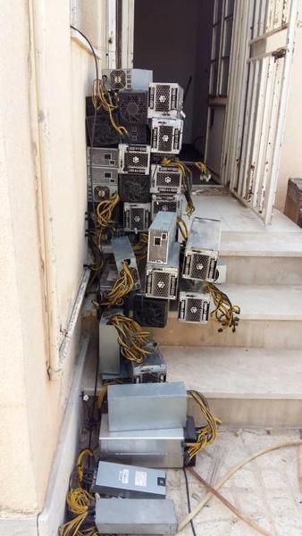 ۷۲ دستگاه ماینر غیرمجاز در استان بوشهر کشف شد