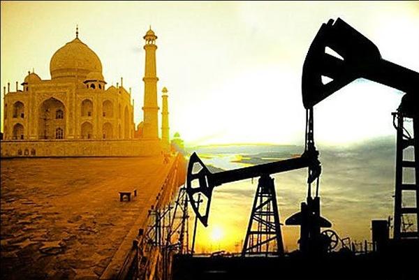 افزایش بیسابقه واردات نفت هند از کانادا و آمریکا