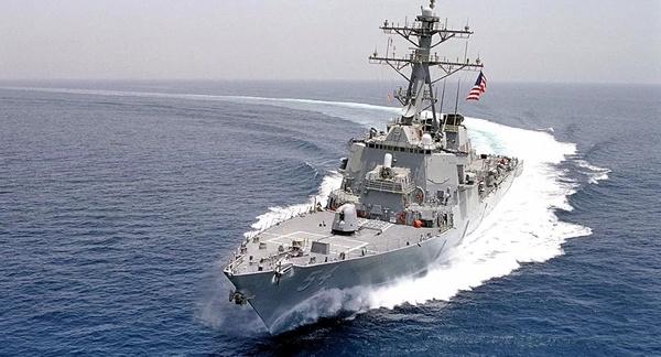 واکنش ارتش چین به فعالیتهای آمریکا در تنگه تایوان