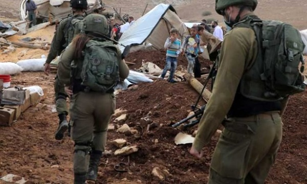درخواست سازمان وملل و کشورهای اروپایی از اسرائیل برای توقف عملیات تخریب در دره اردن