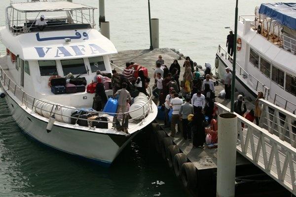 آماده برگزاری سفرهای دریایی نوروزی هستیم/ فعلا گردشگری دریایی ممنوع اعلام شده/ احتمال الزامی شدن انجام تست فوری برای مسافران دریایی