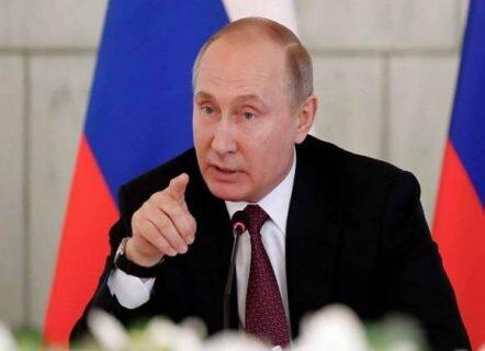 تاکید پوتین بر آمادگی نیروهای مسلح روسیه برای مقابله با چالشها