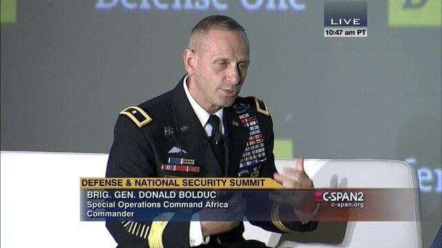 ارزیابی ژنرال ارشد ارتش آمریکا در حمایت از رویکرد ترامپ در قبال افغانستان