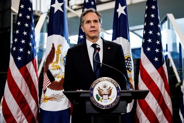 اولین سفر وزیر خارجه آمریکا به صورت مجازی و به مکزیک و کانادا انجام شد