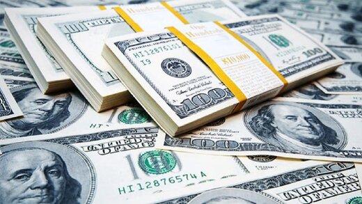 تقویت ارزش دلار در بازار