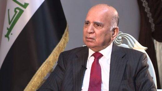 وزیرخارجه عراق به تهران رسید
