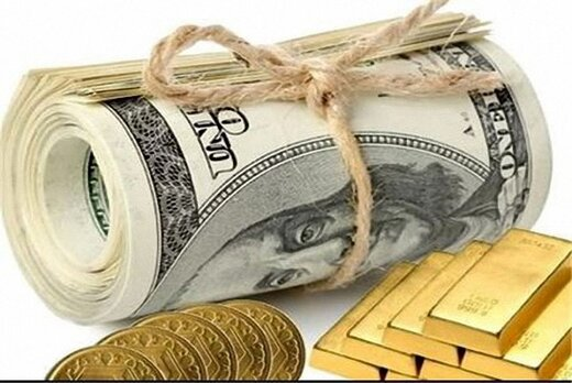 قیمت سکه،طلا و ارز ۹۹.۱۲.۱۰/ نوسان شدید نرخها در بازار ارز و طلا