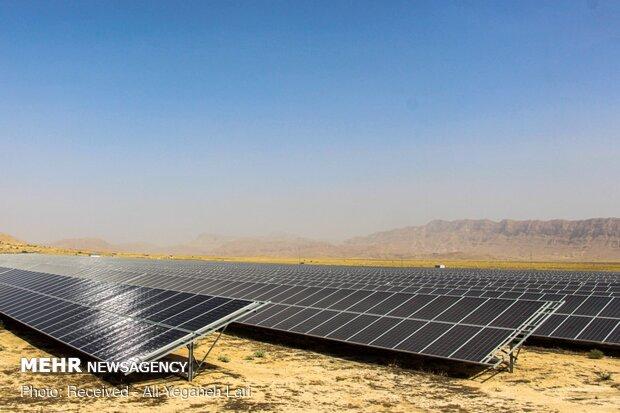 صرفهجویی ۹۰۰ هزار مترمکعب گاز طبیعی با نیروگاههای تجدیدپذیر