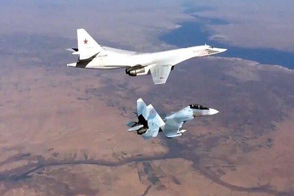 ۱۱۲ حمله جنگنده های روس به مواضع داعشی ها در سوریه