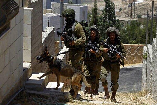 نظامیان صهیونیست ۱۱ فلسطینی را بازداشت کردند