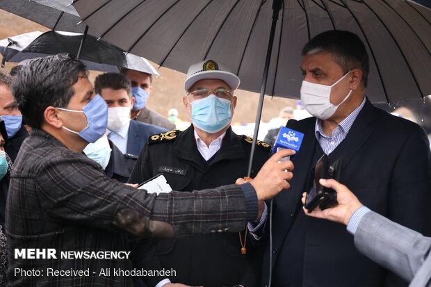 بهرهبرداری از آزادراه اصفهان-شیراز تا پایان دولت دوازدهم