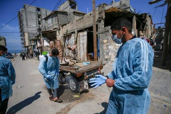 شمار فلسطینیان مبتلا به کرونا در نوار غزه از ۵۵ هزار نفر عبور کرد