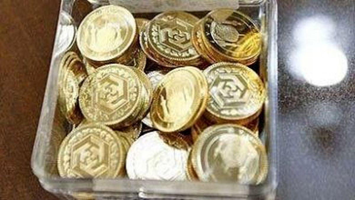 افزایش ۱۲۰ هزار تومانی قیمت سکه