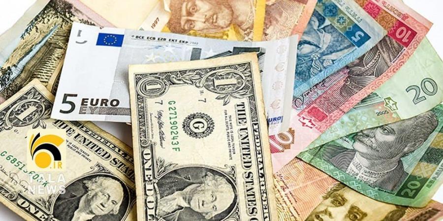 قیمت دلار و یورو در صرافی ملی 6 اسفند 99/نرخ رسمی یورو و ۱۹ ارز دیگر کاهش یافت