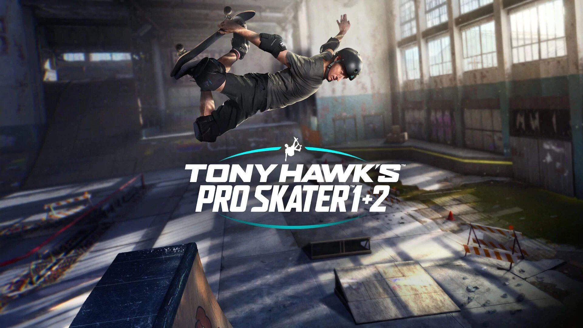 معرفی بازی Tony Hawk's Pro Skater 1 + 2 برای کنسول های نسل ۹