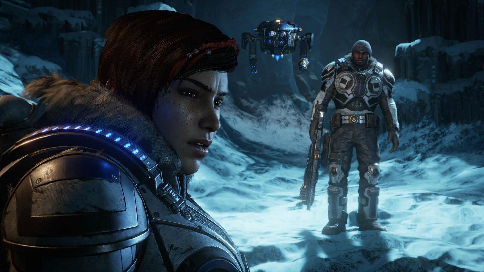 معرفی نقشه و شخصیت های جدید بخش چندنفره بازی Gears 5
