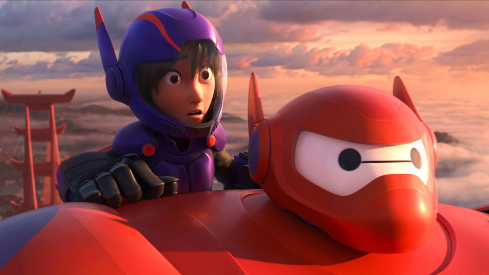 تکذیب حضور شخصیت های Big Hero 6 در دنیای سینمایی مارول