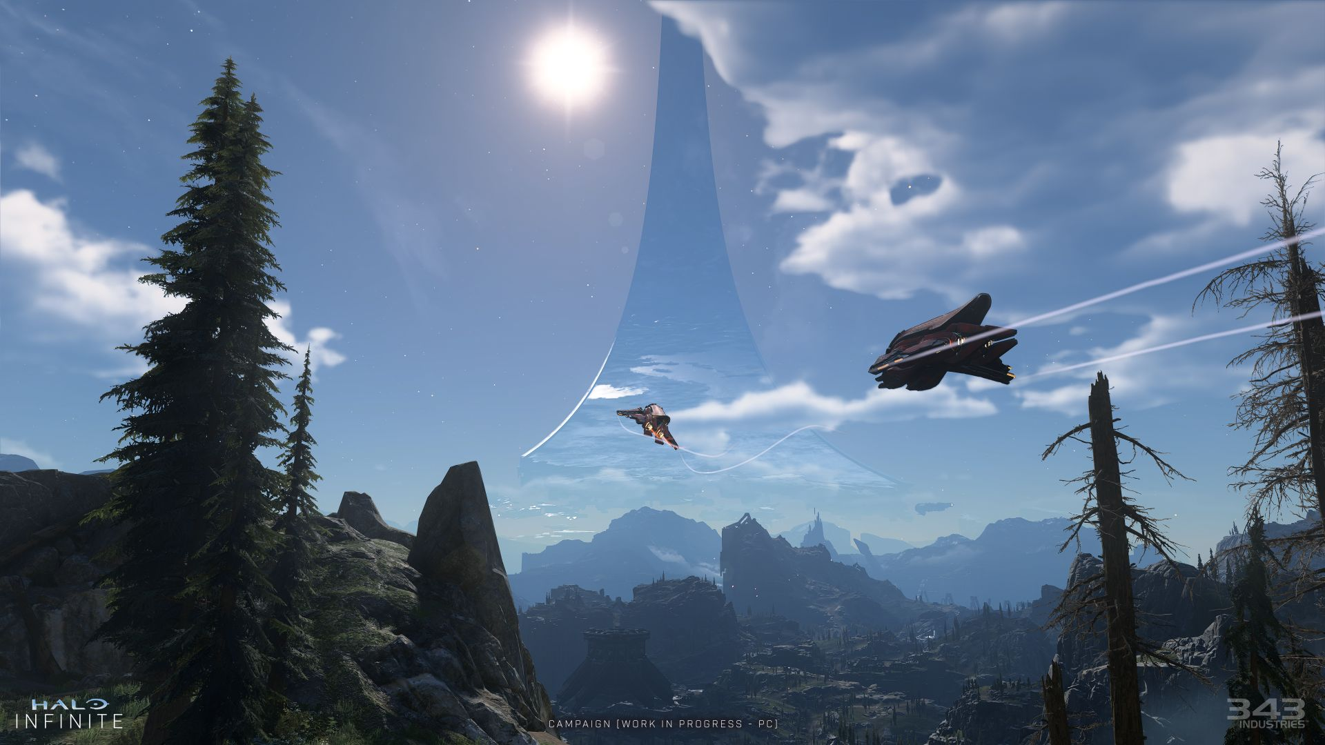 Halo Infinite، وسیع ترین و پرماجراترین بازی مجموعه هیلو