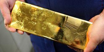 ارزان شدن 10 دلاری طلای جهانی