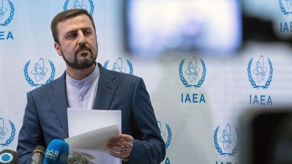 غریب آبادی: آژانس نتایج تجزیه و تحلیل و سوالات مرتبط درباره ۲ مکان را ۲ ماه پیش به ایران ارائه کرده است