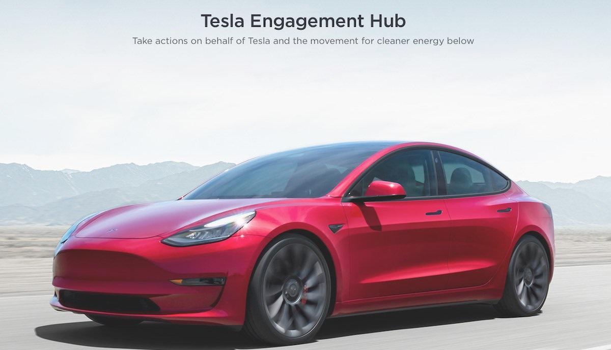 تسلا یک پلتفرم اجتماعی برای صاحبان و طرفداران خودروهایش راهاندازی کرد