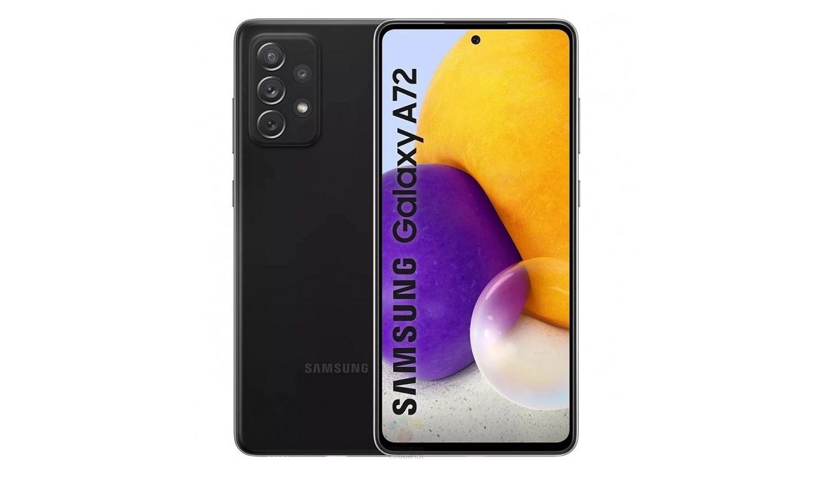 سامسونگ گوشی گلکسی A72 را به قابلیت «زوم فضایی» و اسپیکر استریو مجهز میکند