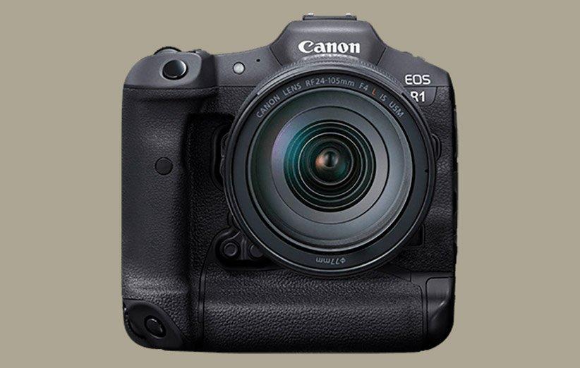 دوربین کانن EOS R1 سنسوری ۸۵ مگاپیکسلی و شاتر گلوبال خواهد داشت