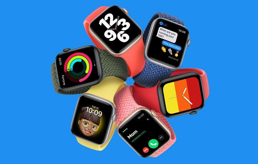 اپل واچ سال ۲۰۲۰ را هم با عنوان پرفروشترین ساعت هوشمند پشت سر گذاشت