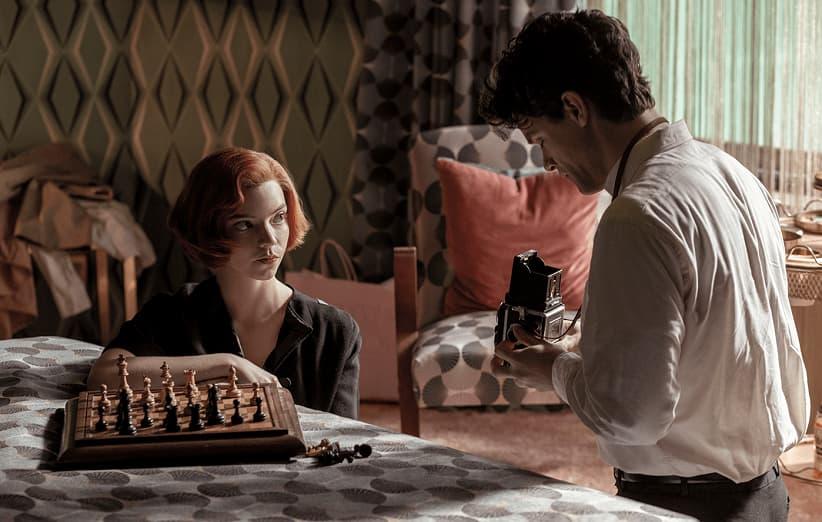 آنیا تیلور-جوی از فصل دوم سریال گامبی وزیر میگوید
