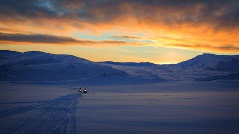 جاده ابریشم قطبی ساخت چین