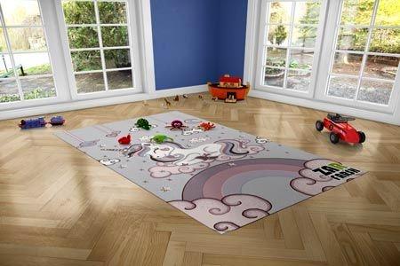 انتخاب فرش کودک ارزان | راهنمای خرید فرش کودکان + عکس