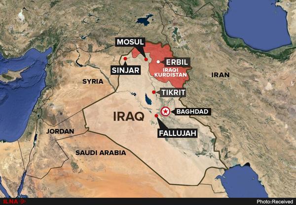 موافقت با برگزاری نمایشگاه اختصاصی ایران در سلیمانیه- اقلیم کردستان عراق