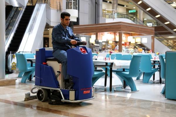 افزایش رضایت مندی مشتریان در مراکز خرید